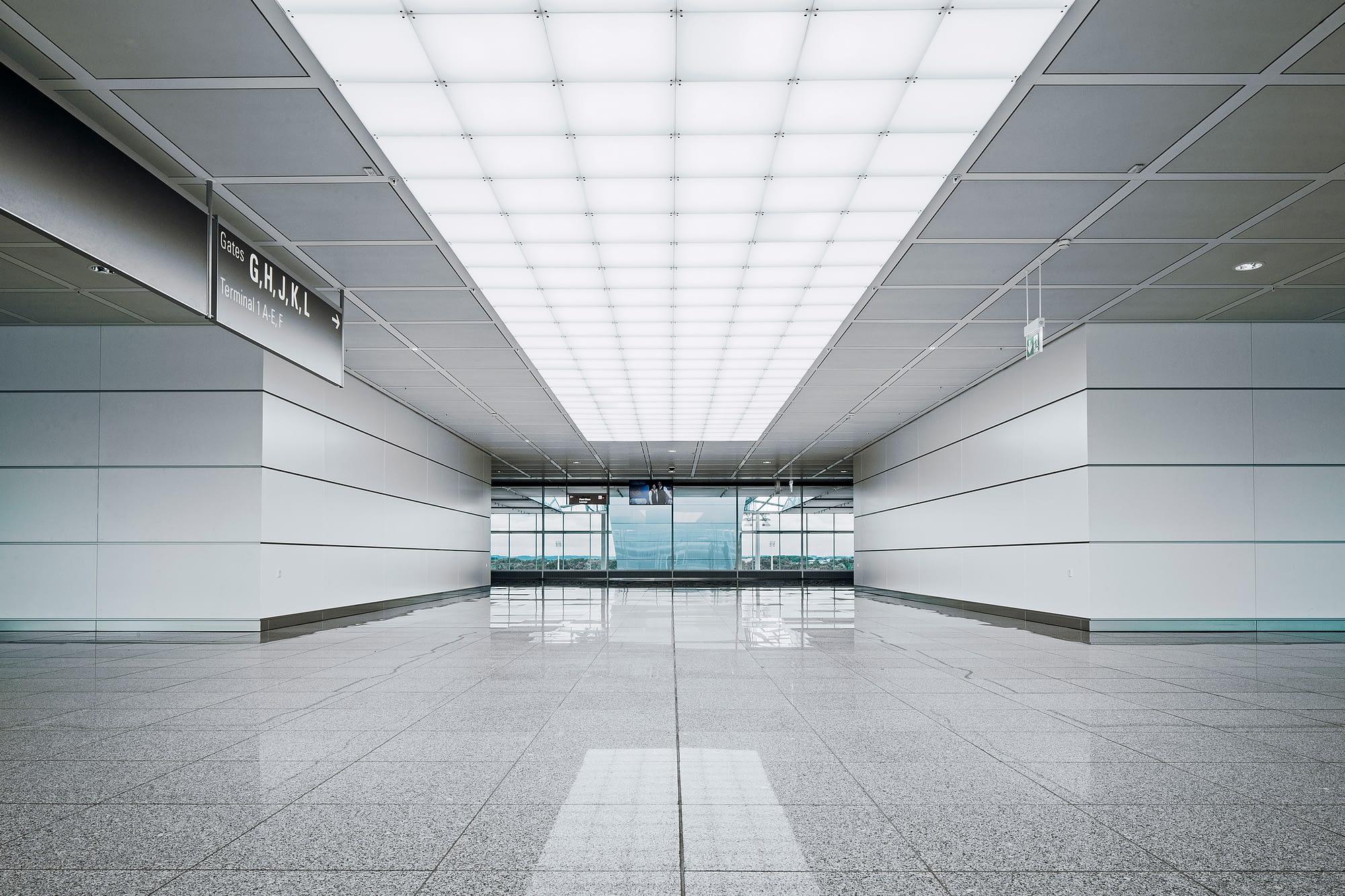 ludwig leuchten // airport münchen