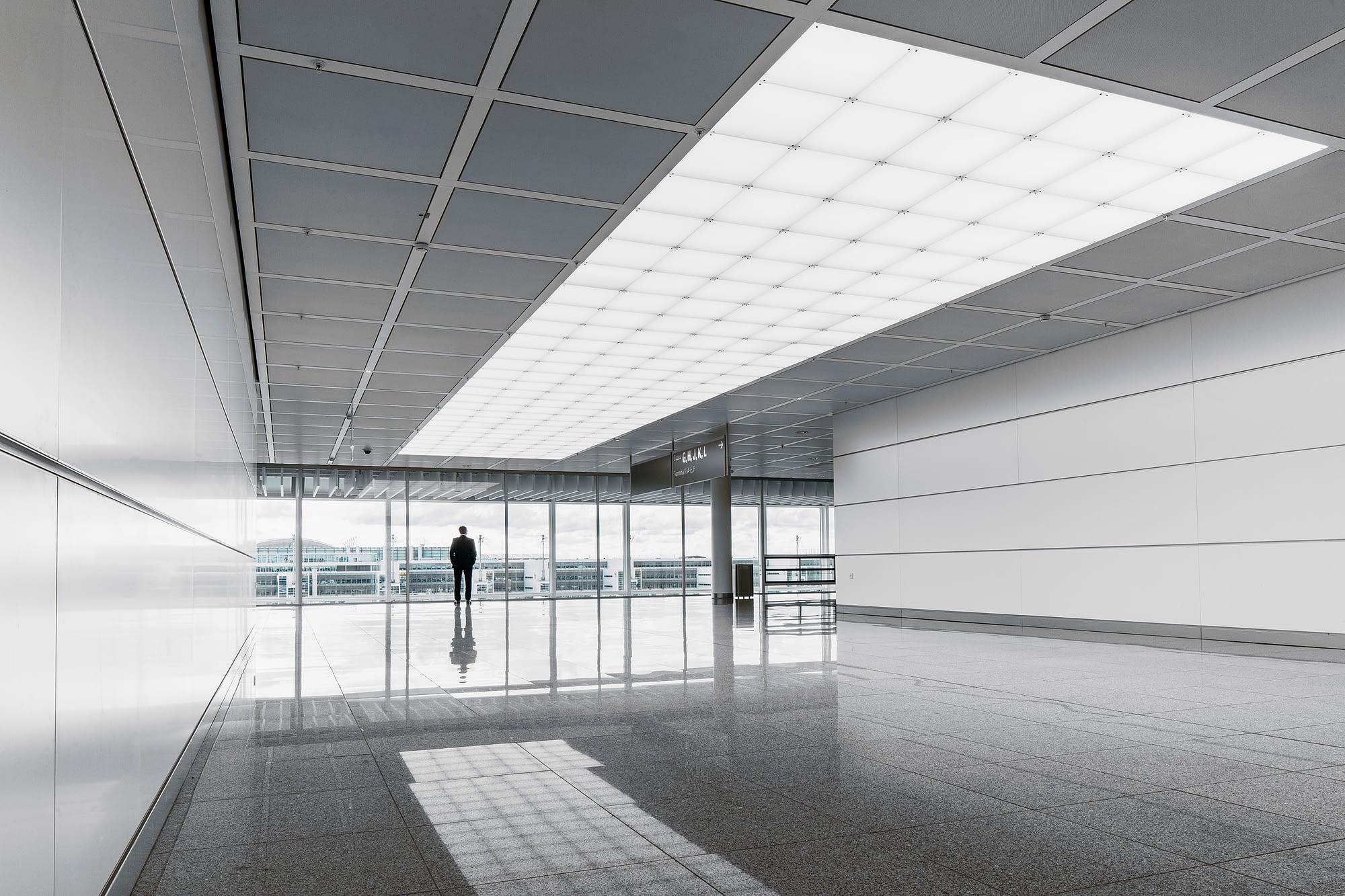 Architekturfotos, Fotograf, Airport-Muenchen-05
